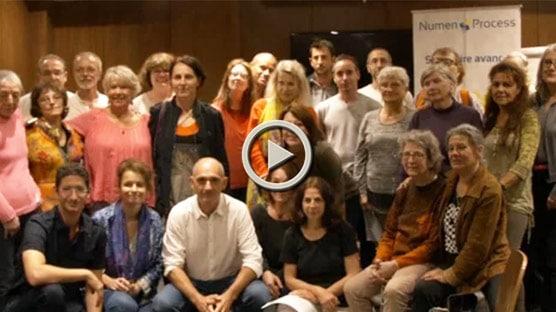 Témoignages et présentation du séminaire présentiel avancé Numen Process