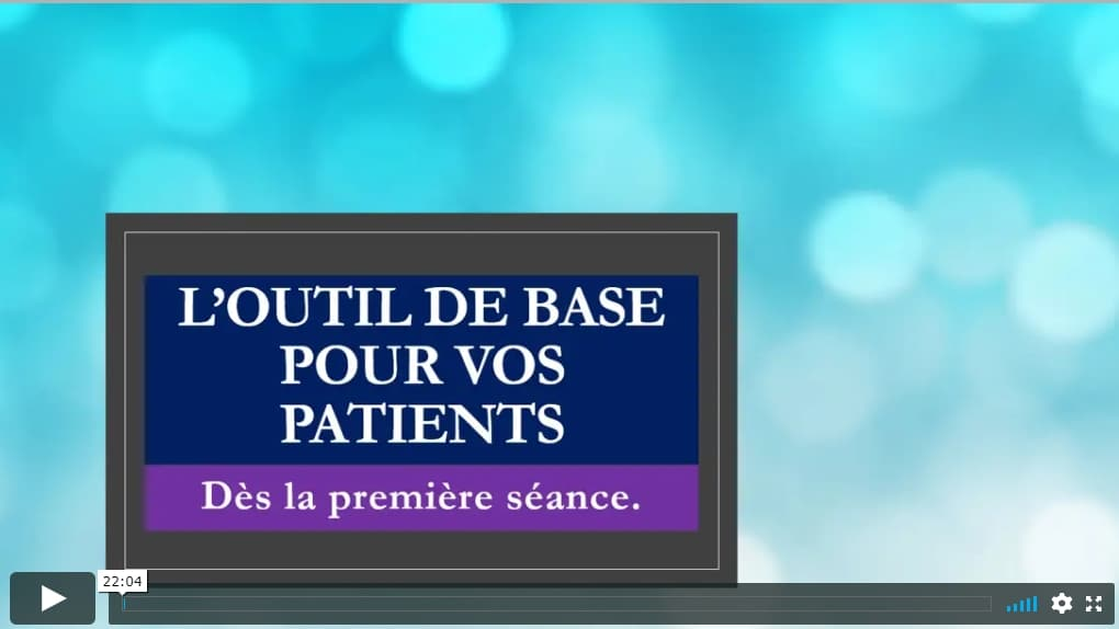 Le Mindsight : L'outil de BASE pour vos patients